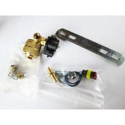 Кнопка переключателя Газ-Бензин STAG2-W инжекторная