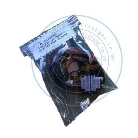 Миникомплект ГБО 2 поколения Tomasetto (Редуктор + переключатель)