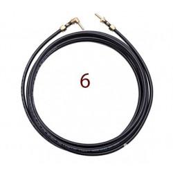 Газовая форсунка BARRACUDA 1,9 Ом (разъём Valtek)