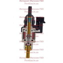 Комплект форсунок Barracuda 4 шт + распределительная планка газа