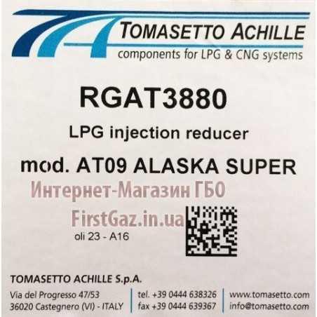 Газовый редуктор Valtek Palladio до 310 л.с. (230 kW) (65.VAP.02 R01)