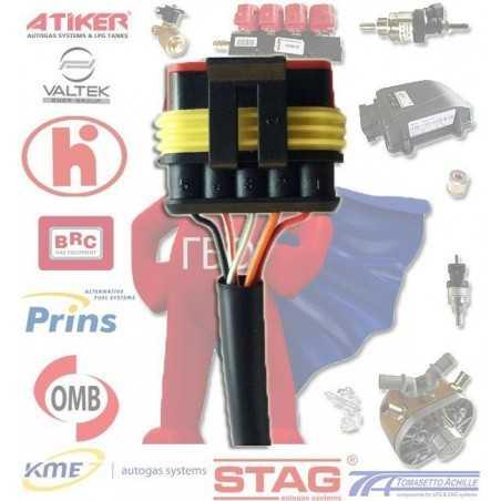 Газовый редуктор Tomasetto AT09 ALASKA RGAT3850 ver.16