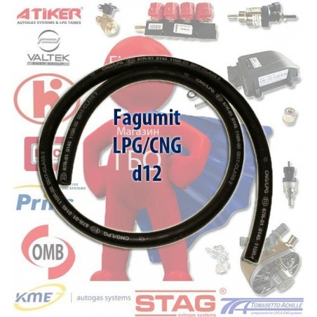 Датчик давления, вакуума и температуры газа Stag PS-04