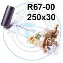 Газовые форсунки Торелли Рапидо 4 цил. с планкой (универсальные)
