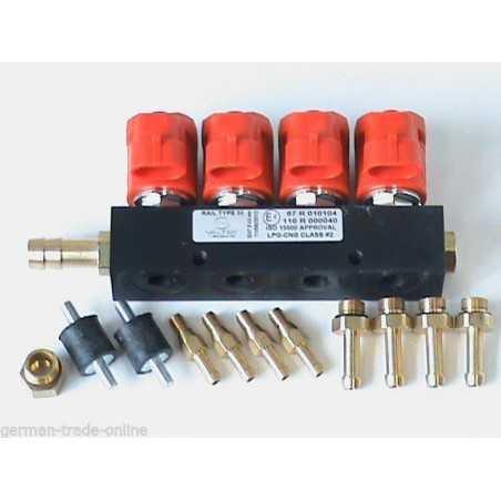 Газовый редуктор KME gold 330 л.с.