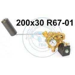 Фильтр в газовый клапан OMB №23
