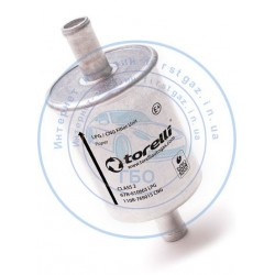 Клапан бензина Torelli маленький (пластик)